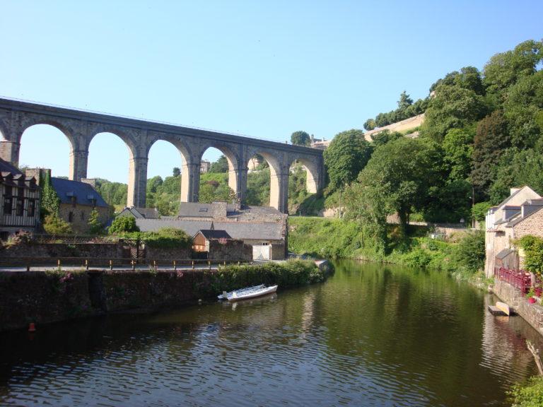 Viaduct at Dinan
